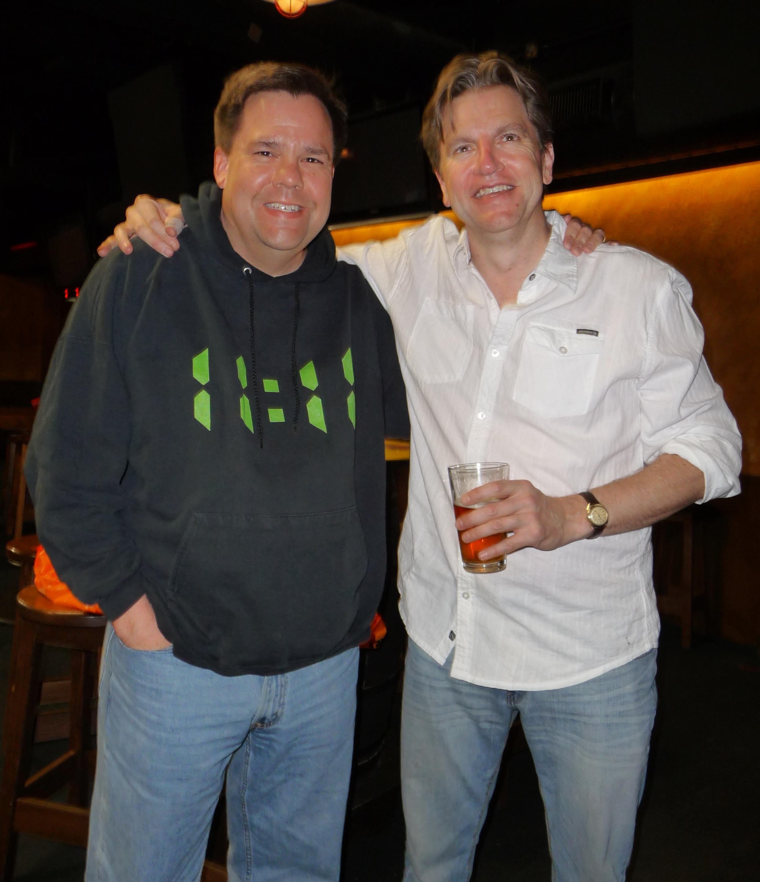 Mischke and Derek